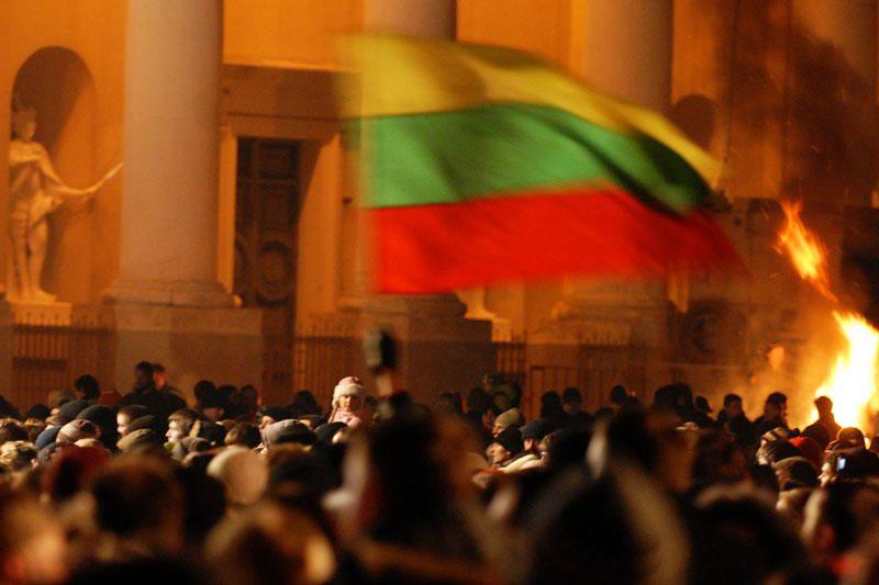 Valstybės atkūrimo dienos proga - renginiai Vilniuje (programa)