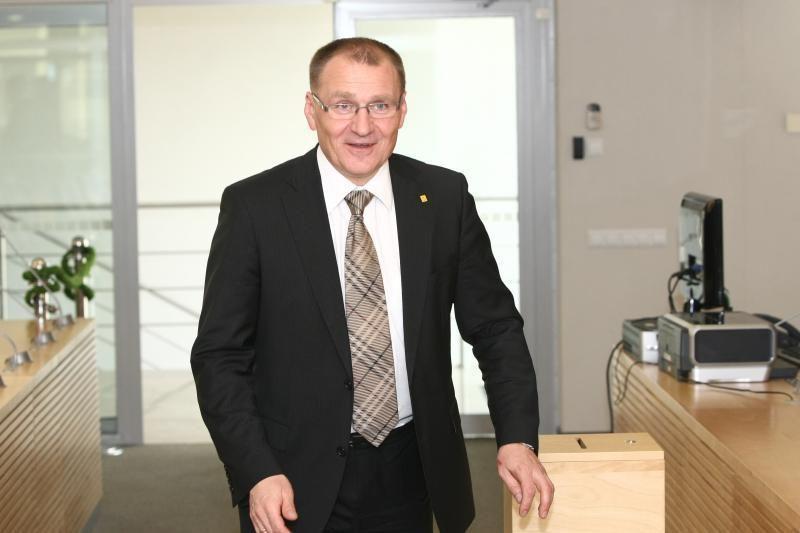 A.Čaplikas: liberalcentristai koalicijoje dirba