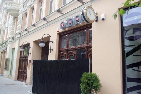 Milijoninė vagystė Vilniaus centre: vagys apsimetė statybininkais