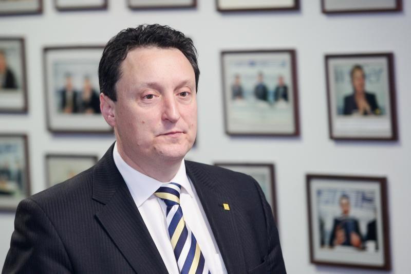 A.Melianas paskirtas vidaus reikalų ministru