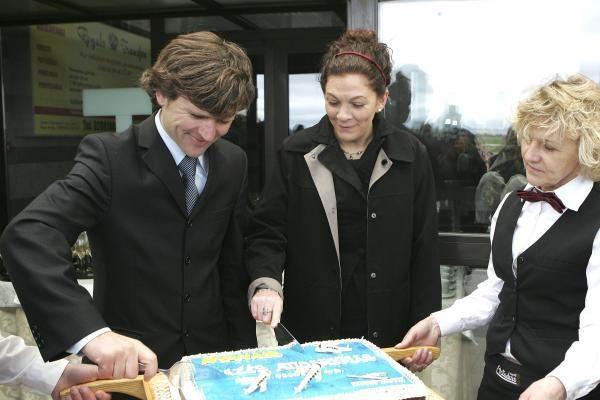 """""""Ryanair"""" atidarė bazę Kauno oro uoste"""