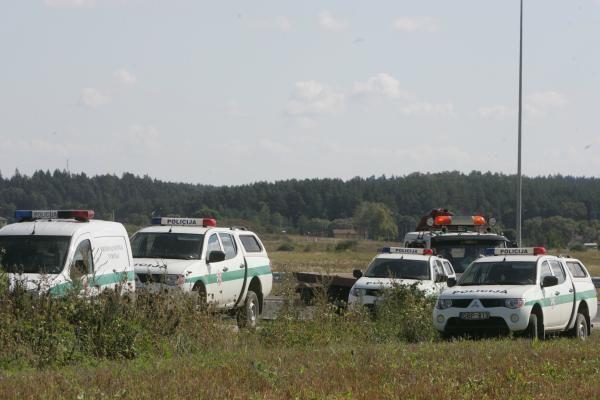 Riešėje dviem šūviais nušautas vyras (papildyta)