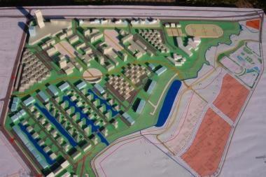 """Besibaigianti sutartis gali """"palaidoti"""" namų kvartalo projektą"""