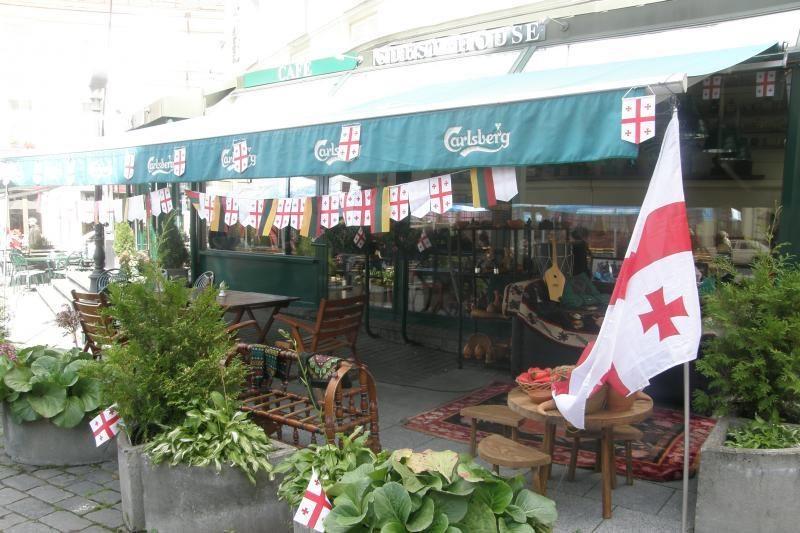 Sostinės gatvėse šeimininkauja gruzinai