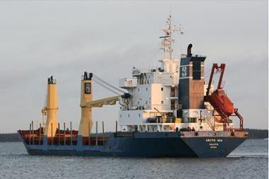 Nuosprendis Latvijos piliečiui byloje dėl laivo