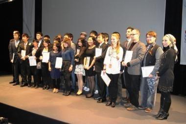 VGTU studentai apdovanoti premija tarptautiniame architektūros konkurse