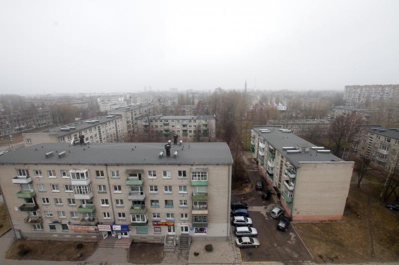 Klaipėdos miesto valdžia susirūpino namų valdų kontrole