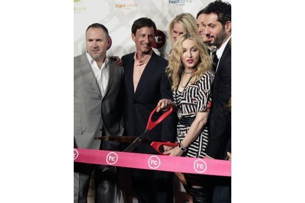 Madonna atidarė savo sporto klubą