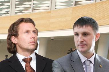 Dėl dviejų Seimo narių apkaltų bus balsuojama lapkričio viduryje