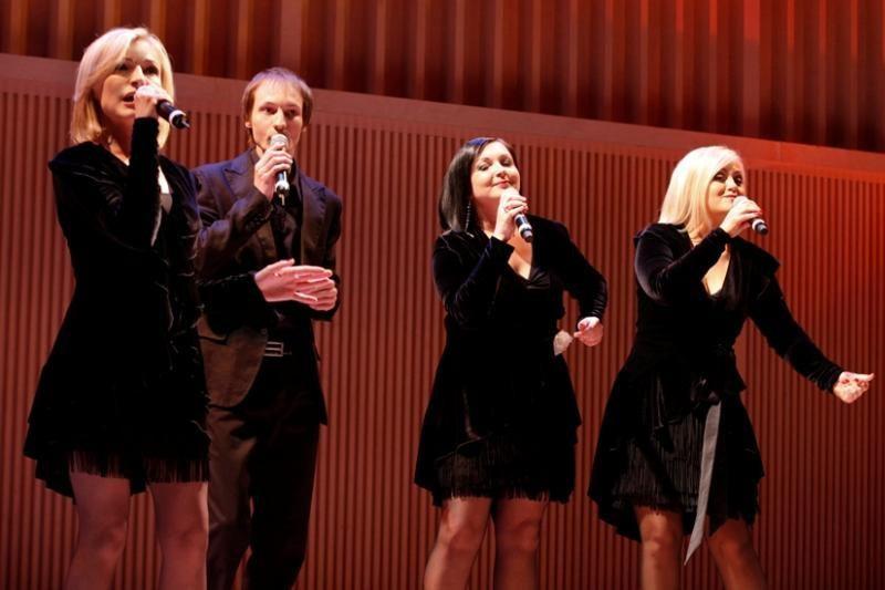 Naujametis koncertas Klaipėdos koncertų salėje vyks džiazo ritmu