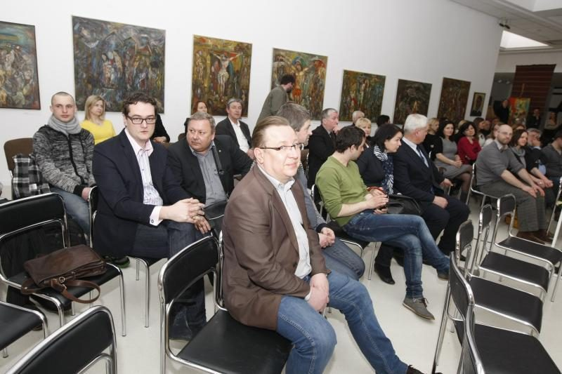 Klaipėdoje pagerbtos iškiliausios meno ir kultūros asmenybės