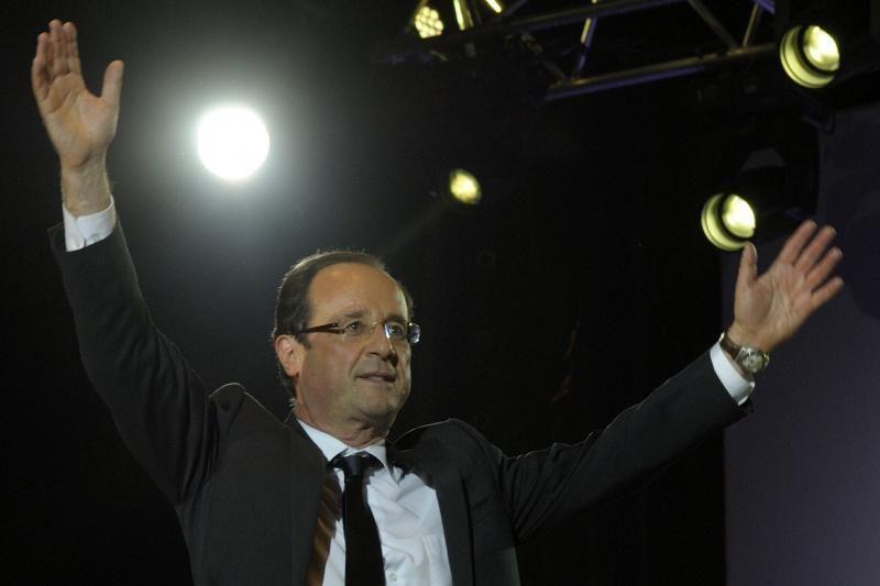 R.Vilpišauskas: neaišku, kaip F.Hollande'as realizuos savo idėjas