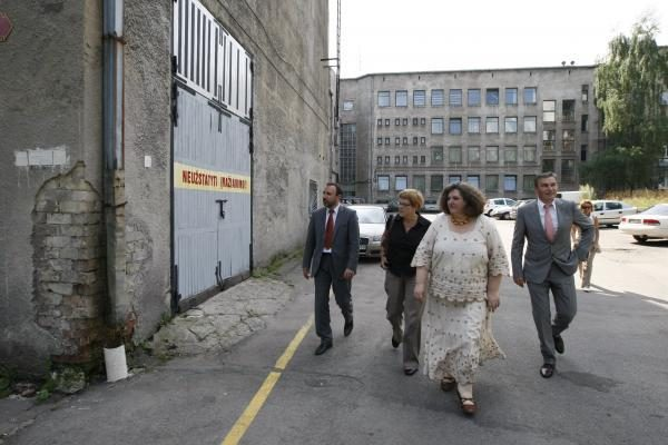Kultūros ministras: prioritetas – Dramos, o ne Muzikinio teatro statybos