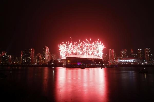 Vankuverio žiemos olimpinės žaidynės - atidarytos