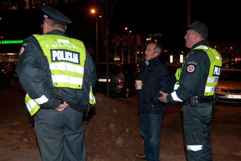 Turkijos diplomatas Vilniuje pėsčiųjų perėjoje partrenkė moterį