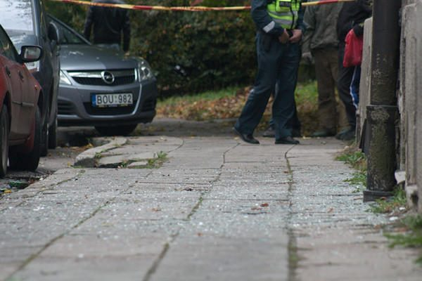 Polocko gatvėje nugriaudėjo sprogimas (papildyta)