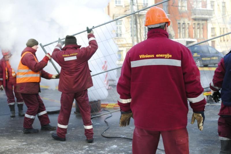 Šiluminės trasos avarija: užregistruotų žalų suma – 82,5 tūkst. litų