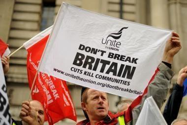 Londono metro darbuotojai antradienio vakare rengia dar vieną streiką