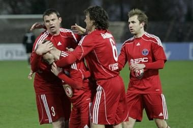 Lietuvos futbolo A lygos turas prasidėjo
