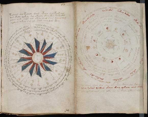 Paslaptingiausia pasaulio knyga - rankraštis nėra tik apgaulė?