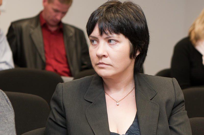 E.Žiobienė: L.Stankūnaitės dukra globėjos namuose yra traumuojama