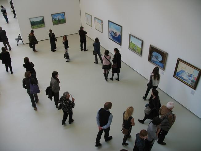 Vilniuje atidaromas dailininko V. Kasiulio muziejus