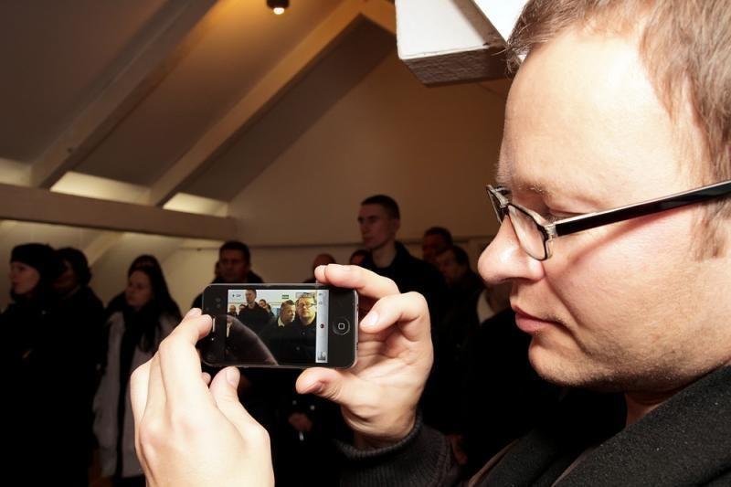 Klaipėdos fotogalerijoje – jaunosios fotografės kelionių įspūdžiai