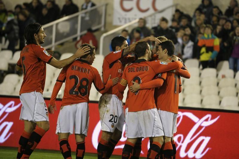 """Trečiąją vietą Ispanijoje užimanti """"Valencia"""" prarado du taškus"""