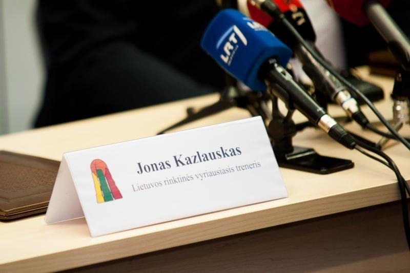 J. Kazlauskas: norėjau A. Saboniui grąžinti skolą