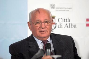 M.Gorbačiovas: koalicijos pergalė Afganistane yra