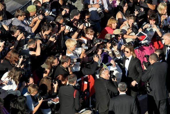 Kanų kino festivalyje – du Brado Pitto veidai