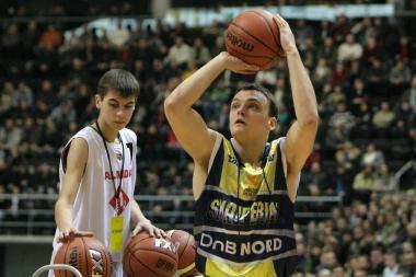 V.Jasikevičius ruošiasi antram sugrįžimui į krepšinį