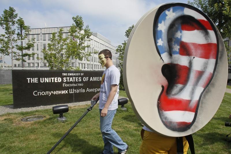ES ir JAV prekybos sutartis - koja kojon su šnipinėjimo šešėliu