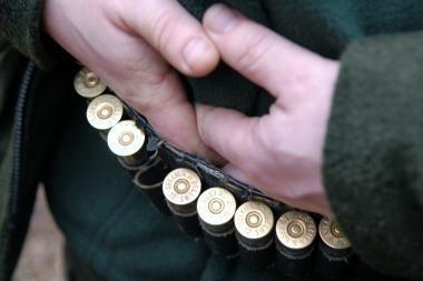 Marijampolės savivaldybėje nusišovė vyras