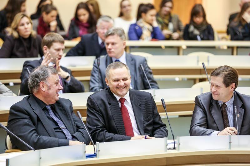 Kauno vicemeru išrinktas V. Popovas tiki, kad su darbu susitvarkys