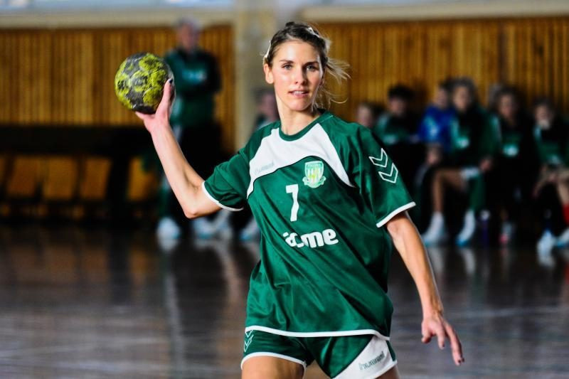 Lietuvos moterų rankinio lygoje pasikeitė turnyro lyderės