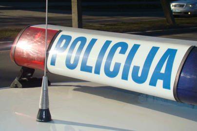 Vėlinių metu pareigūnai stiprins patruliavimą