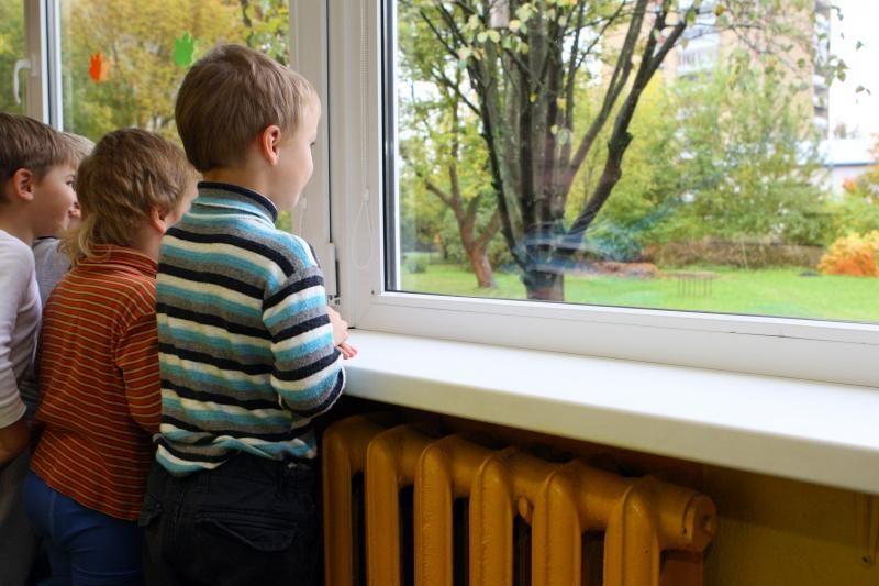 Palangoje trimetė mergytė pabėgo iš darželio