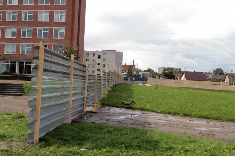Klaipėdoje - moterų krizių centro statybų pradžia