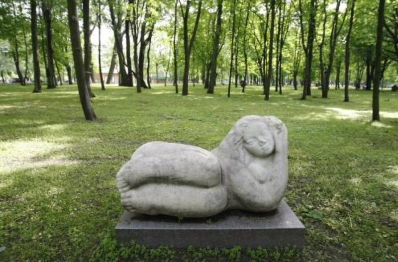Skulptūrų parke surengs socialinę švaros akciją