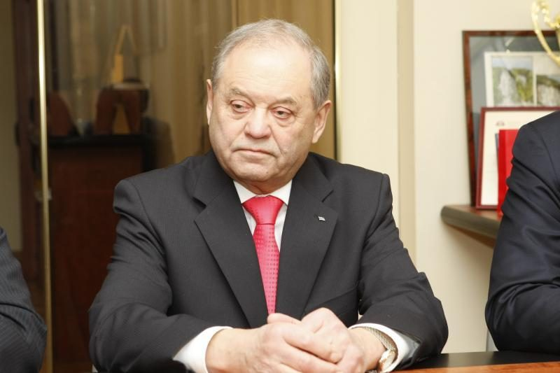 Klaipėdą aplankė Estijos ambasadorius T. Kukas