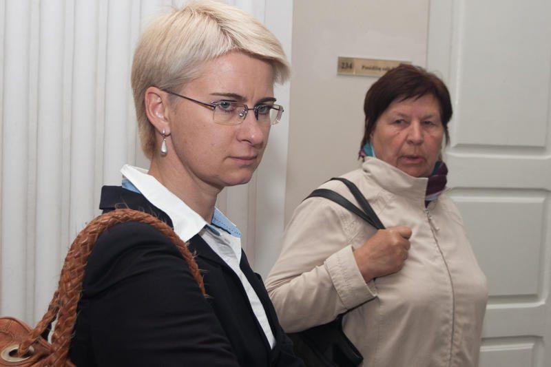N.Venckienė septintą kartą neatvyko į apklausą Panevėžio prokuratūroje