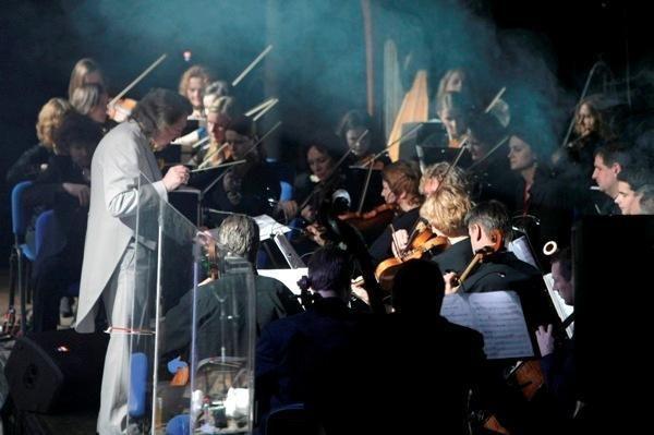 """Electric Light Orchestra""  Vilniuje sutikta audringai"