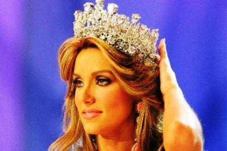"""Karūnuota nauja """"Miss Venesuela 2010"""""""