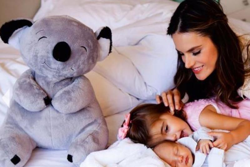 Alessandra Ambrosio paskelbė savo mažylio nuotraukas