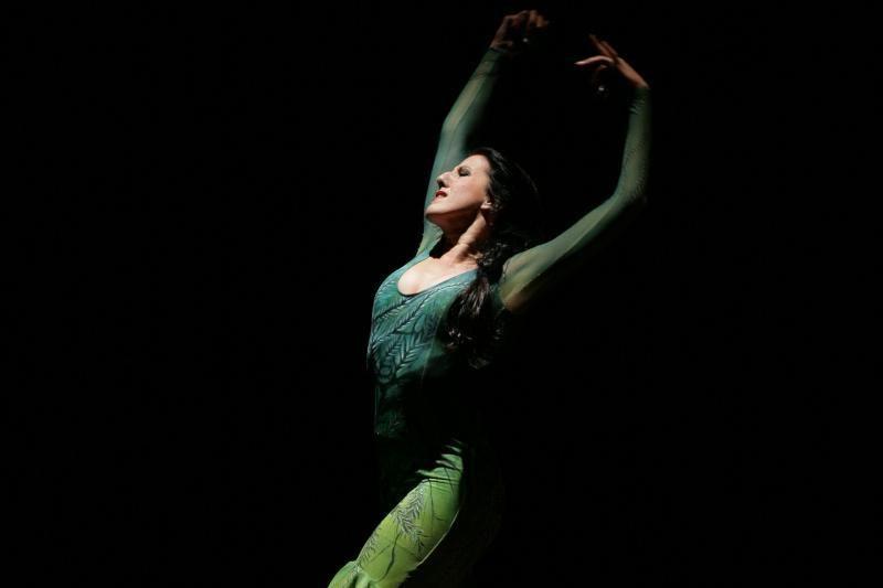 Flamenko šokėja į Kauną atsiveš ir savo grindis!