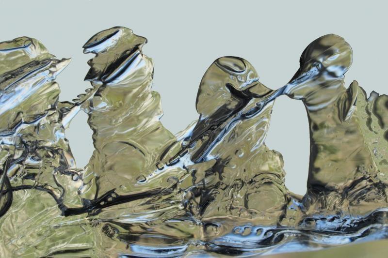 Parodoje – meninė užuomina į artėjančią žiemą