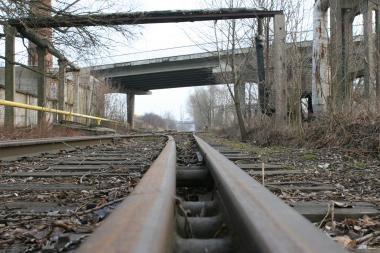 Geležinkelininkai sužalojo klaipėdietį