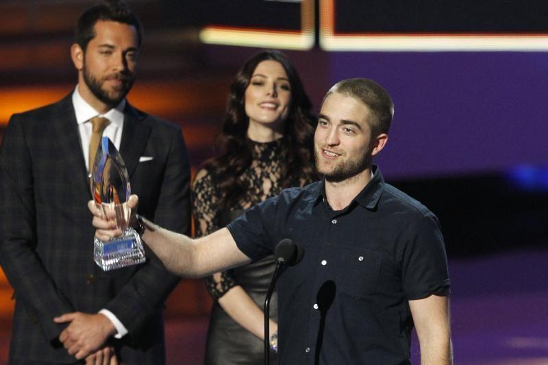 R.Pattinsonas nemėgsta vampyrų ir mano, kad Edvardas yra bjaurus