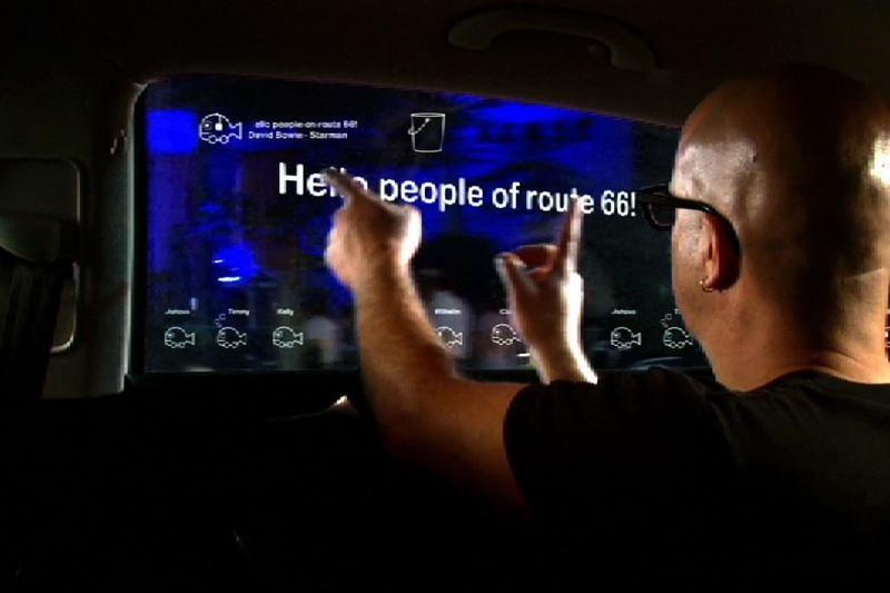 """""""General Motors"""" kuria interaktyvius automobilių langus"""